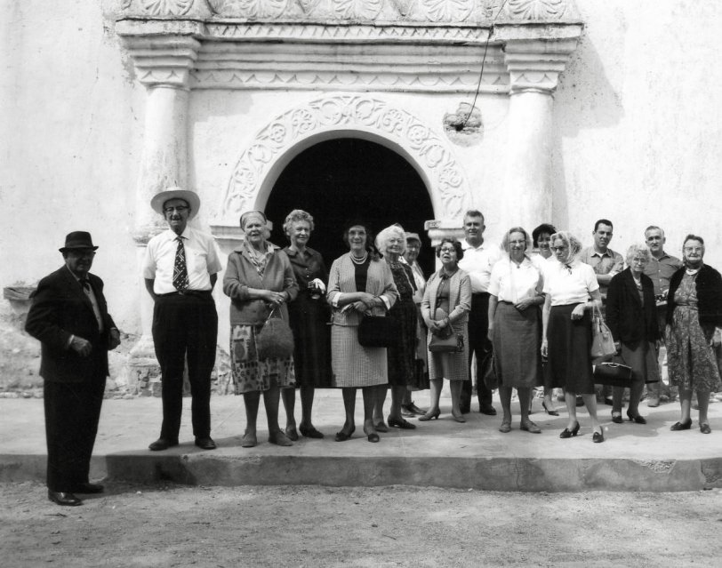 Arizona-Mexico Field Trip: 1965