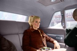 Driving Ms. Crazy (Colorized): 1968