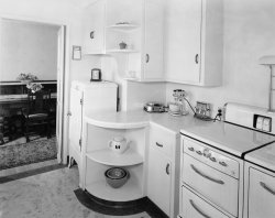 Wood Residence Kitchen