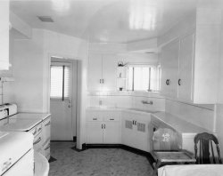 Wood Residence Kitchen (Reverse View)