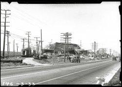 Earthquake Damage: 1933