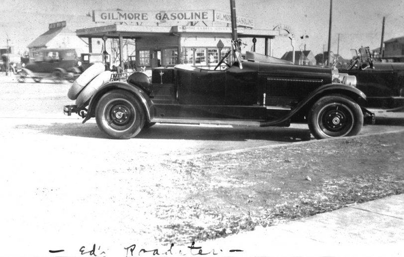 Ed's Roadster No. 1