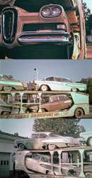 Edsels!  E-Day 1957!