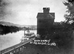 "Riverboat ""Ellen Hardy"""