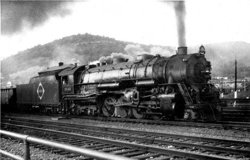 Erie Railroad Berkshire