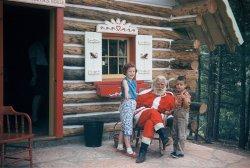 Summertime Santa: 1956