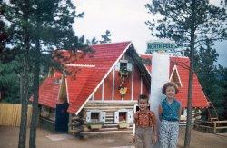North Pole Colorado: 1956