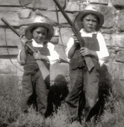 Young Hunters, 1938