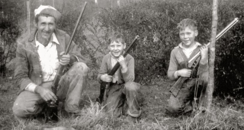 Proud Hunters, 1943