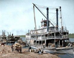 Falls City 1900 (Colorized)