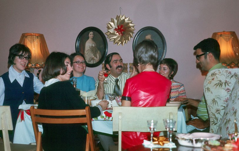 Christmas 1969, image one