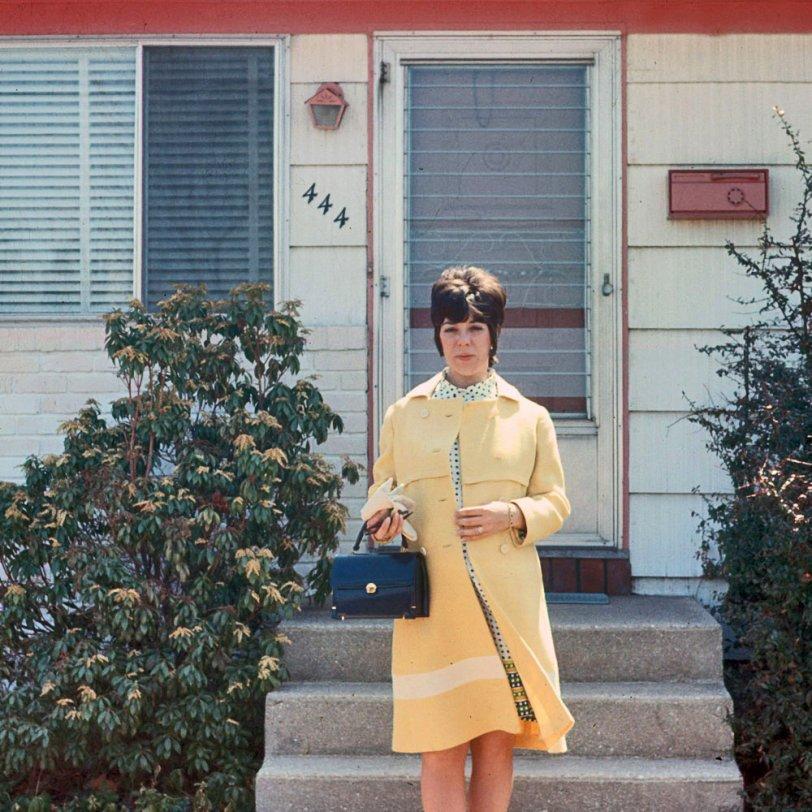 Mom and Me: 1971