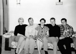 The Upton Family: 1959