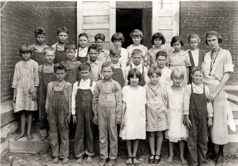 Farm School: 1920s