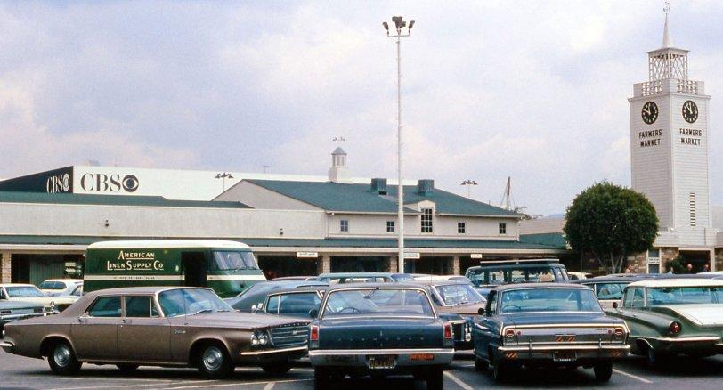 Farmers Market: 1969
