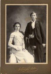 Mr. & Mrs James Granville Stovall