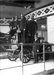 West Bar Fire Station, 1902