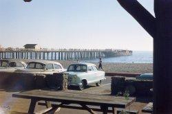 So Cal Fishing Barge, 1958