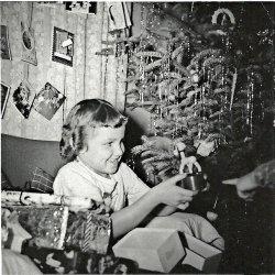 Christmas Morning: 1953