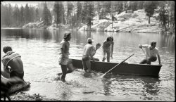 The Boaters: Late 1930s