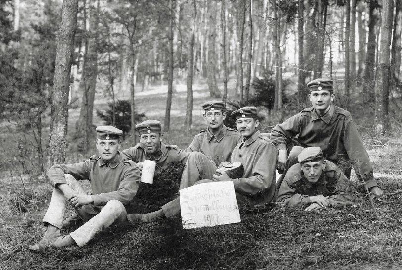 Freidrich Schroeder: 1907