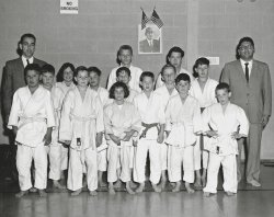 Judo Club: 1965