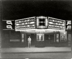 Peddling Popcorn: 1936