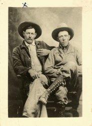 George and Claude: c.1920