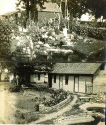Great Uncle's Rock Garden