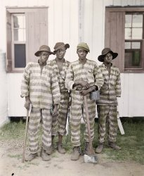 Gang of Four (Colorized): 1905