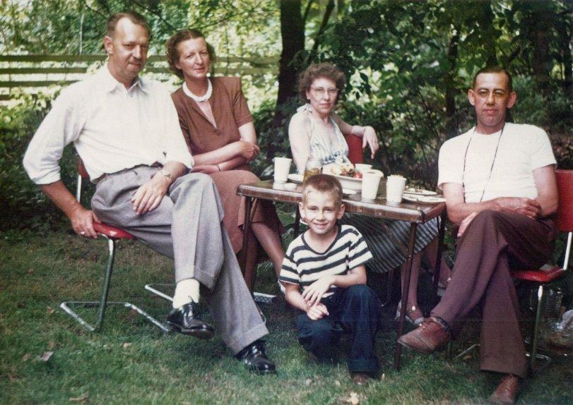 Grandparents: 1949