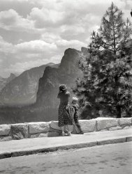 Yosemite Park: c. 1950s