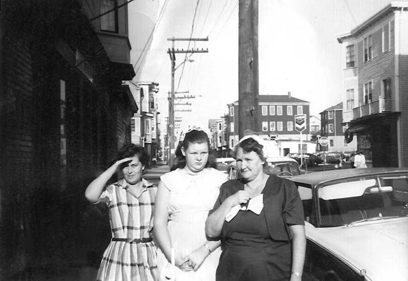 Gladys, Dianna and Me: 1960