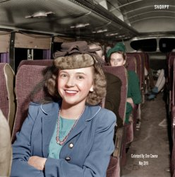 Going Places (Colorized): 1943