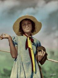 Gone Fishin' (Colorized): 1940