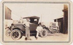 Grandpa Eliseo: 1920s