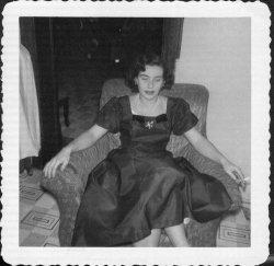 Grandma at 16