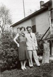 Elsa & Joe: 1931