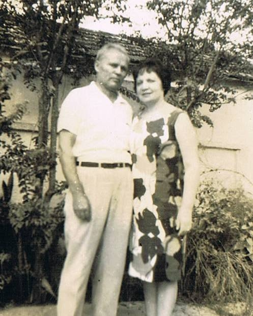 Anatole and Natalia Filipoff