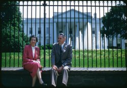 White House, early 1950s