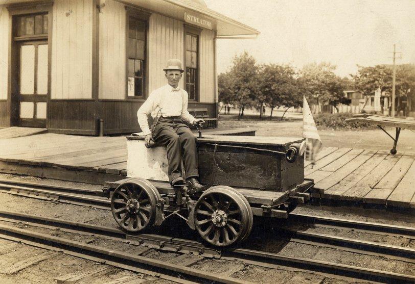 Grandpa Mike: 1915