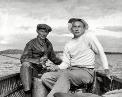 Gone Fishing: 1952