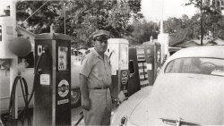 The Good Gulf Gas Man