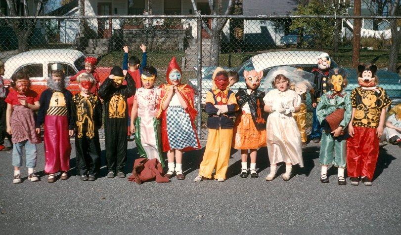Halloween: 1958