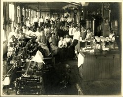 Chicago Sweatshop, c. 1912