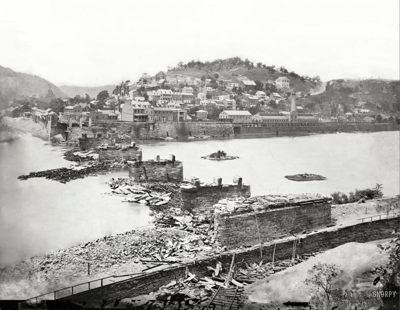 Harpers Ferry: 1862 (Restored)