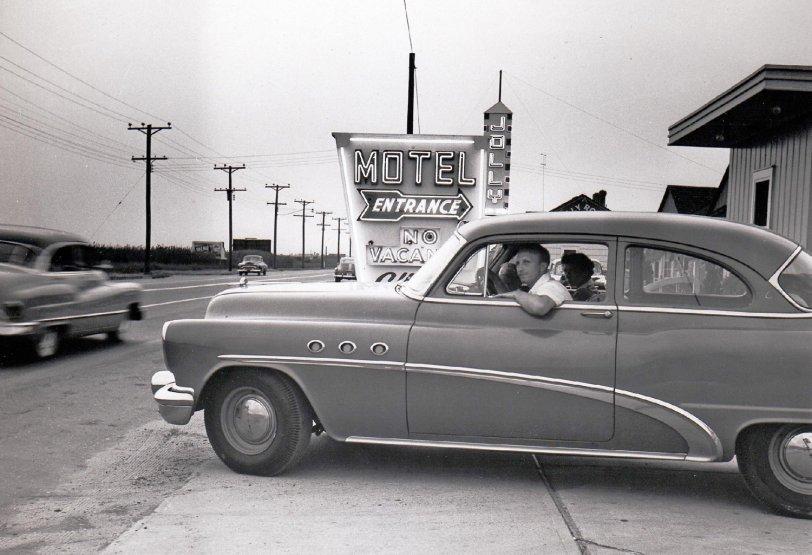 Heading Home: 1953