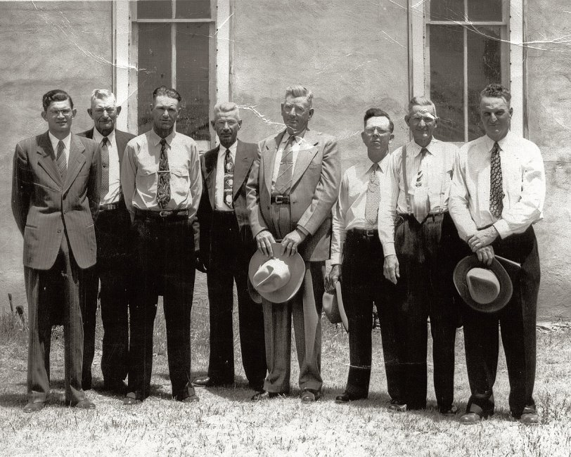 Texas Church Leaders, 1947