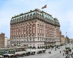 Grand Hotel (Colorized): 1908