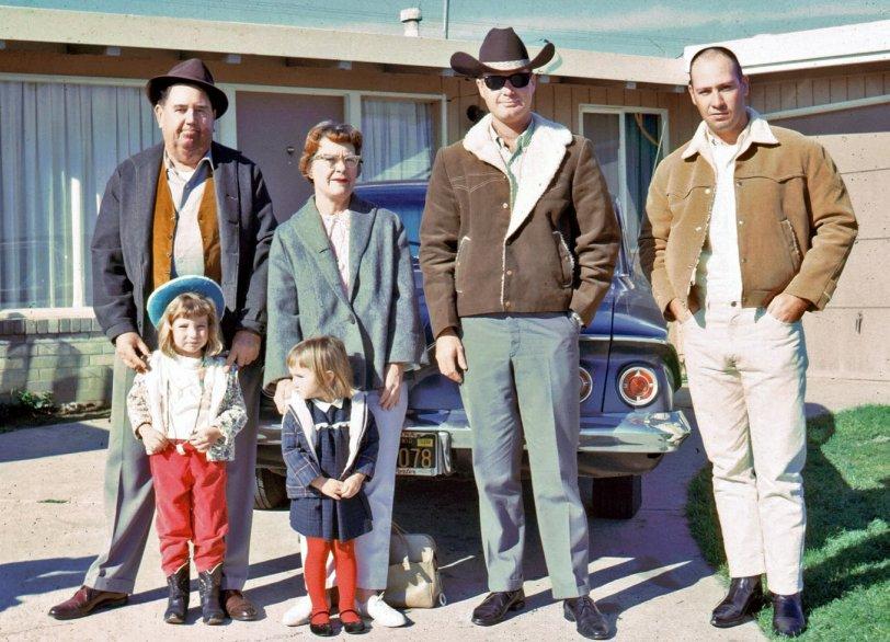 Howdy Pardner: 1962